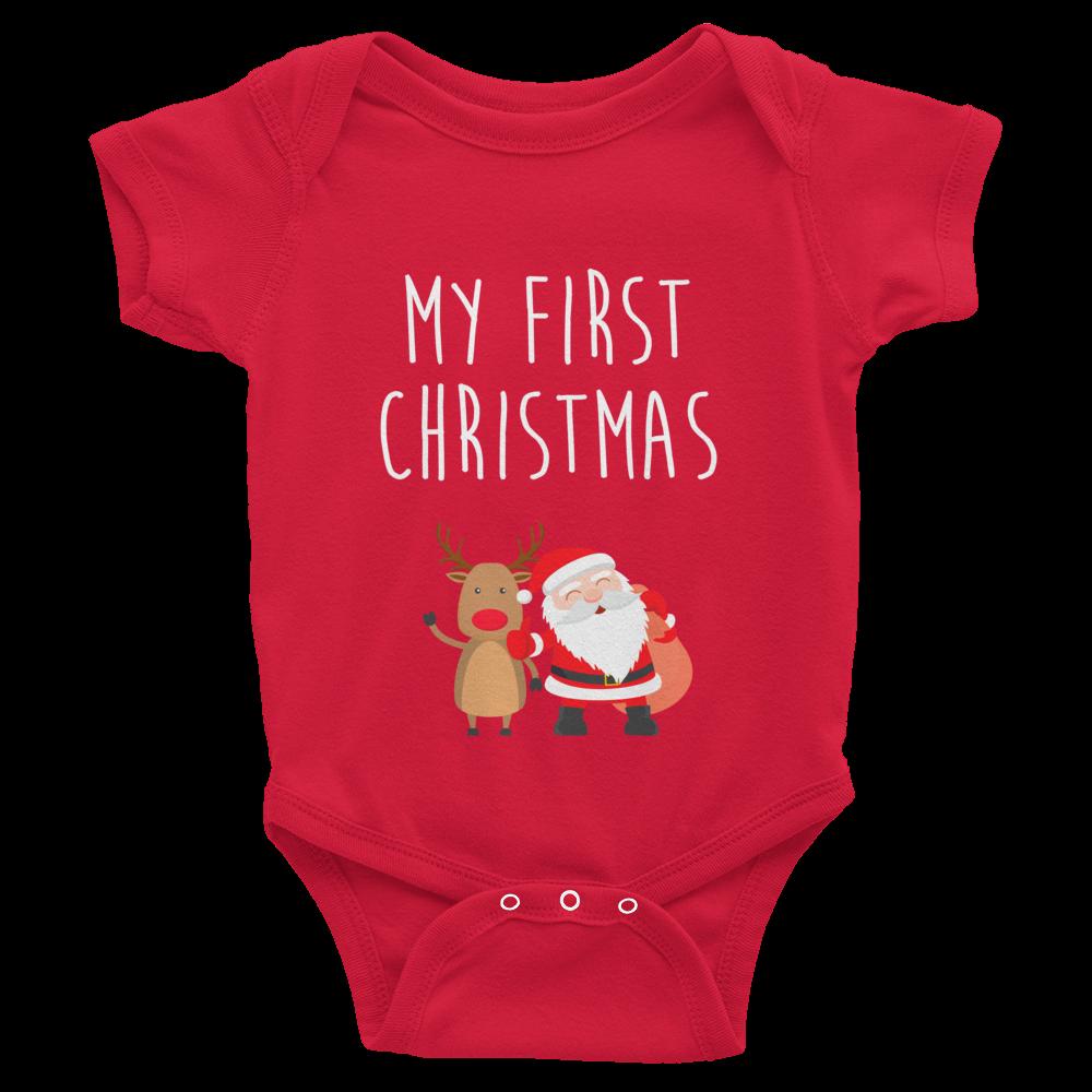 My First Christmas Onsie